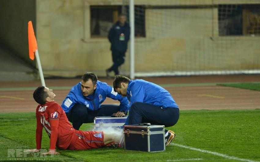 Футболист Карабаха завтра будет прооперирован в Мюнхене