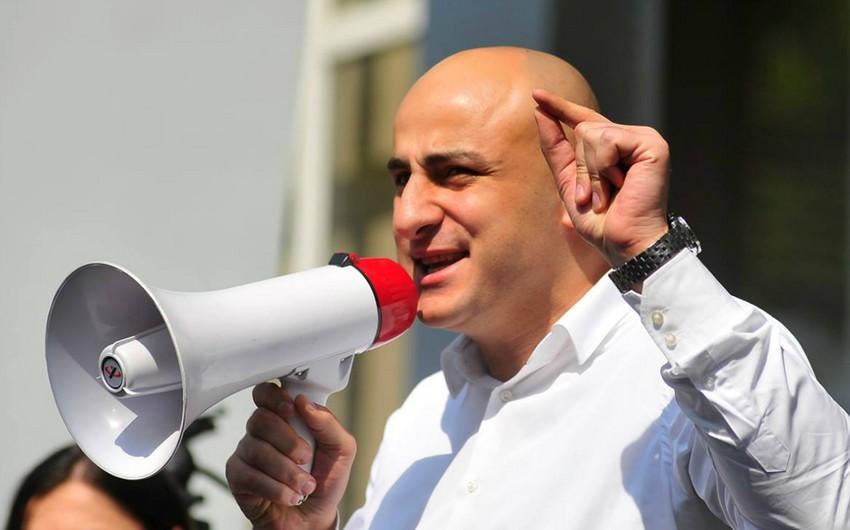 В Грузии отложили задержание председателя оппозиционной партии