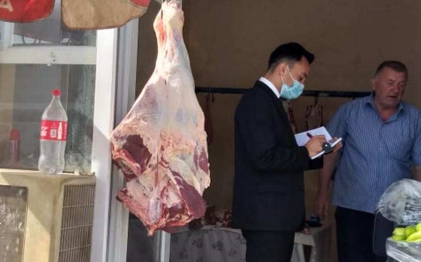 Bakıda daha 14 qanunsuz heyvan kəsimi məntəqəsi aşkarlandı - SİYAHI