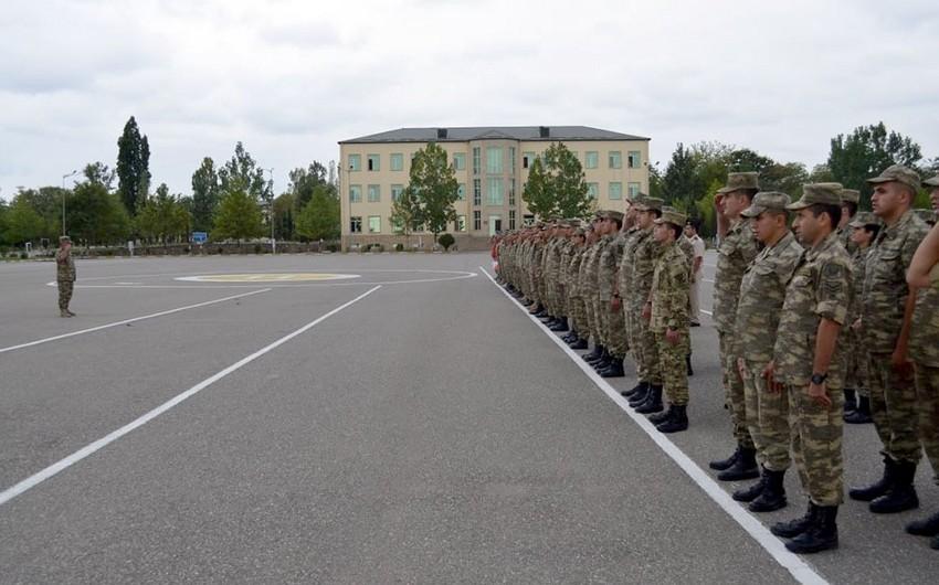 В армии Азербайджана начались соревнования по ориентированию