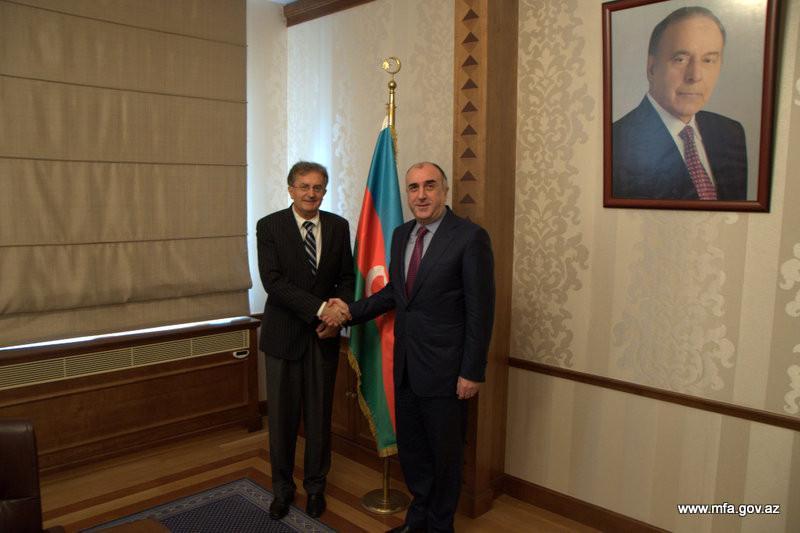 Новоназначенный посол Сербии прибыл в Азербайджан