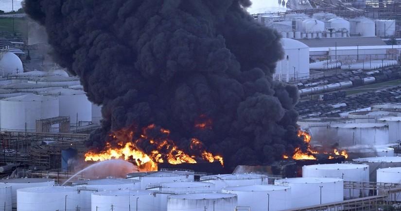 Nigeriyada neft emalı zavodunda partlayış nəticəsində azı 25 nəfər həlak olub