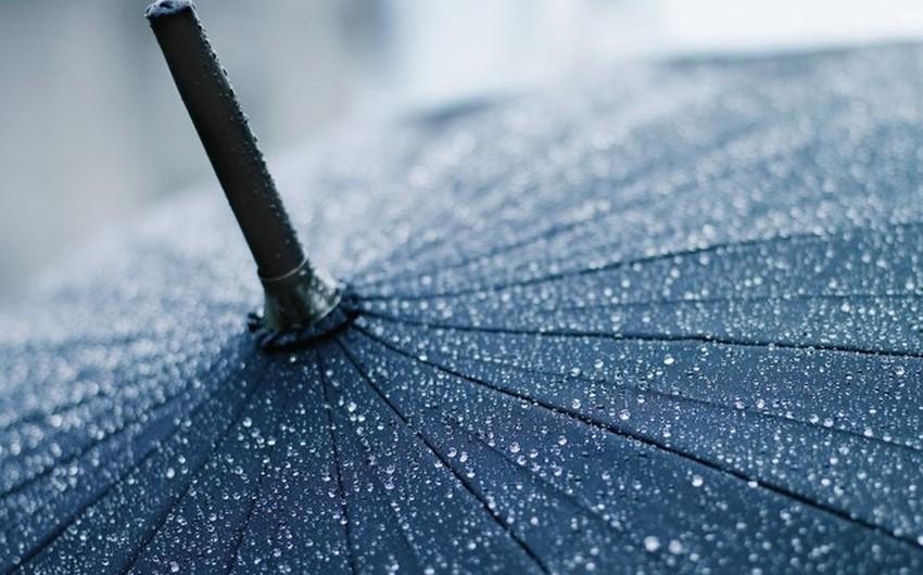 Sabah Azərbaycanda yağış yağacaq