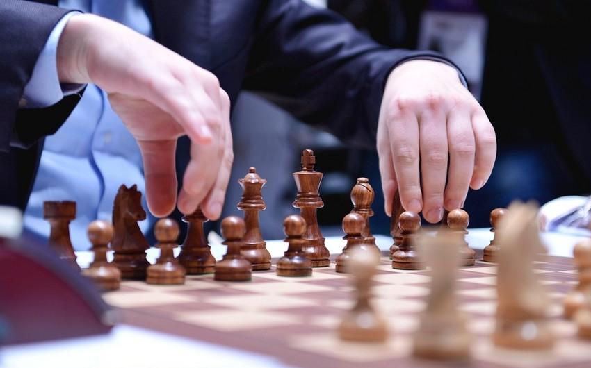 FİDE ukraynalı şahmatçıları yarışlardan kənarlaşdırıb