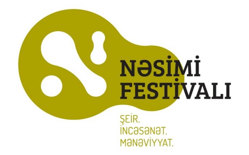 İkinci Nəsimi şeir, incəsənət və mənəviyyat Festivalının proqramı açıqlanıb