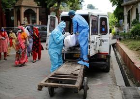 В Индии число заболевших черной плесенью превысило 40 тысяч
