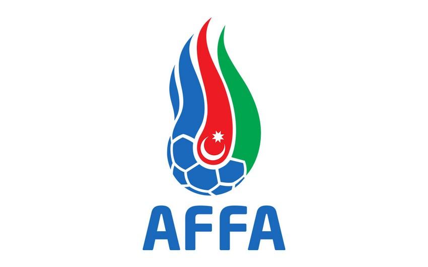 AFFA-ya qrant ayrıldı -