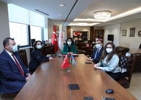 Azərbaycanla Türkiyə birgə vaksin əldəetmə imkanlarını müzakirə edib