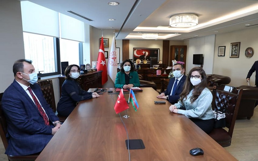 Азербайджан и Турция обсудили возможность совместного получения вакцины