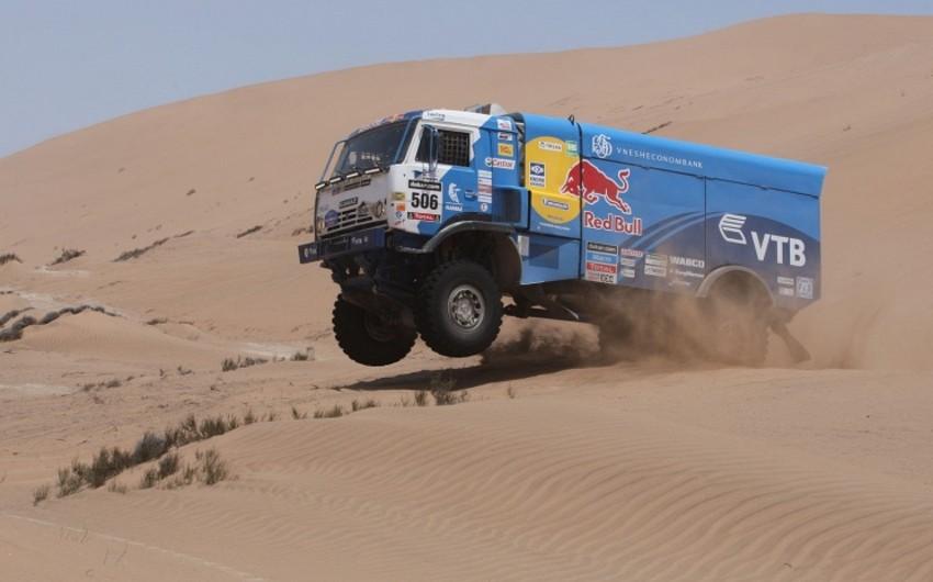Dakar Rallisinə bu gün Argentinada start verilir