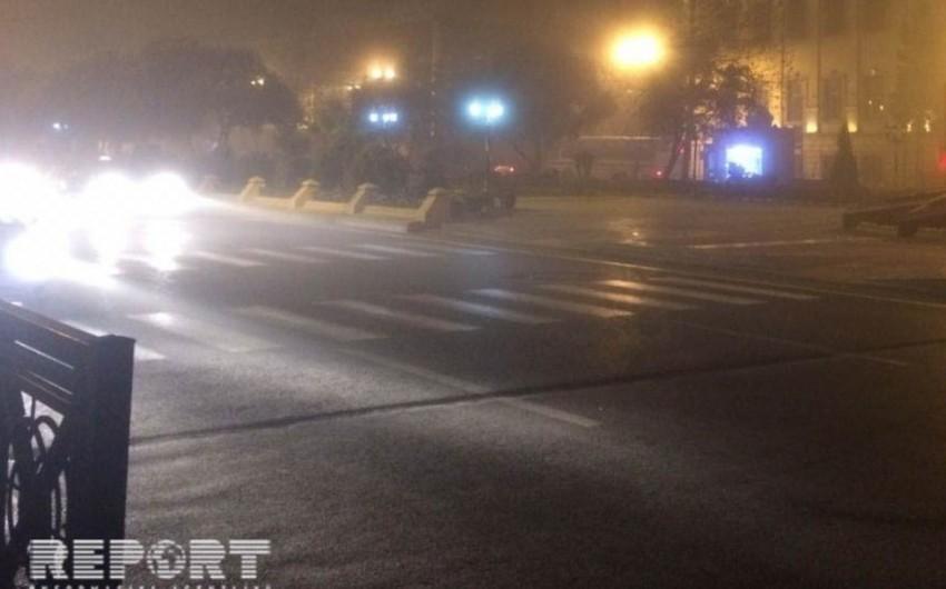 В Сабирабаде автомобиль сбил пешехода