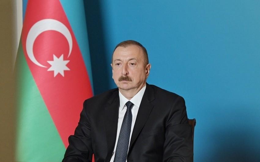 Prezident: Ermənistanın baş nazirinə irqçilik haqqında danışmağı məsləhət görməzdim