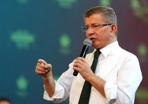Ахмет Давутоглу заразился коронавирусом