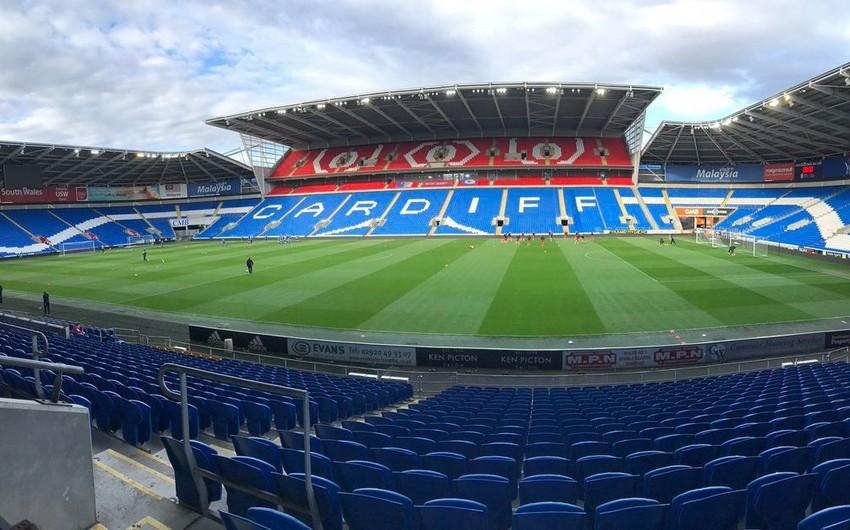 Uels - Azərbaycan matçının keçiriləcəyi stadion müəyyənləşib