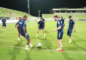 Qarabağ və Moldenin start heyətləri açıqlandı