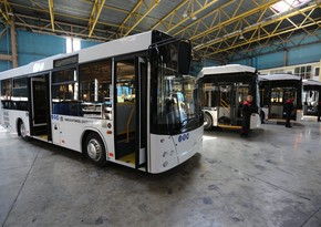 Hacıqabulda yük avtomobili və avtobus istehsalı zavodunun inşası yekunlaşıb