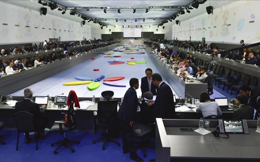 Азербайджан распространил итоговый документ в связи с мероприятием Движения неприсоединения
