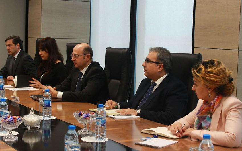 Azərbaycan və Meksika  energetika nazirlikləri arasında hazırlanan əməkdaşlıq sazişi layihəsi üzrə müzakirə aparılıb