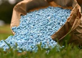 Азербайджан сократил импорт удобрений на 5%