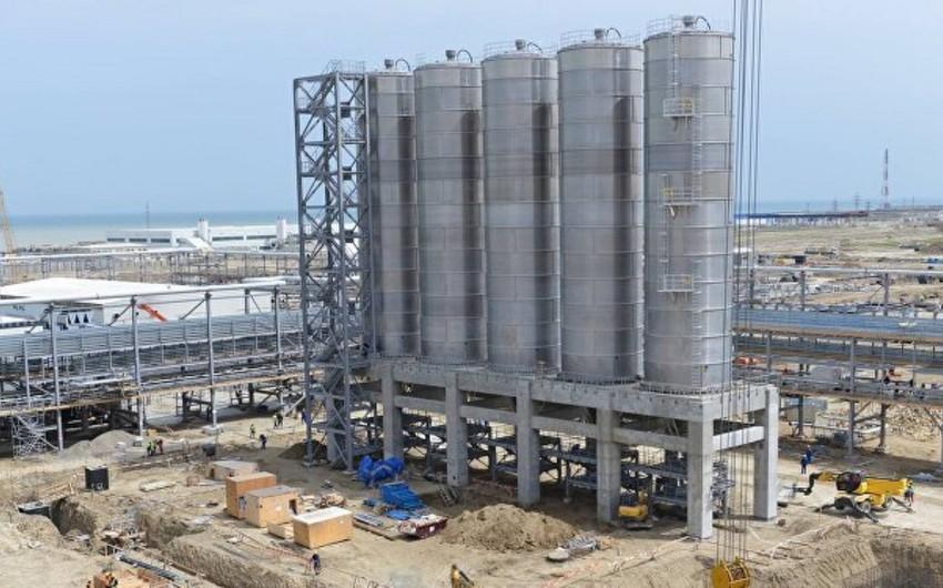 В Азербайджане прогнозируется рост производства полиэтилена высокой плотности