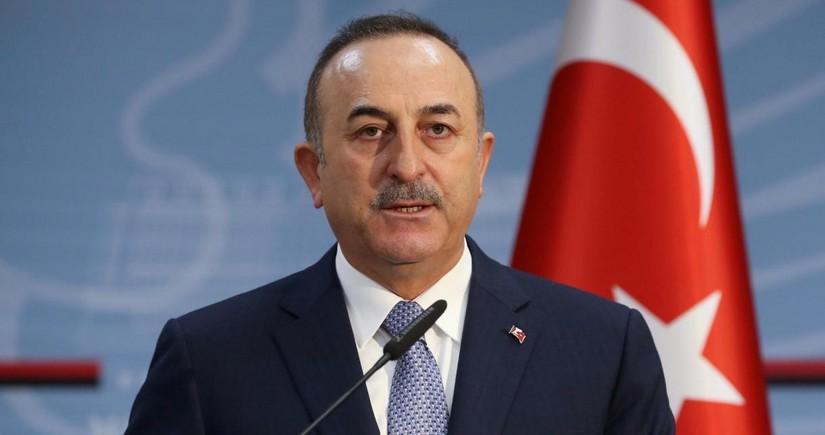 Mövlud Çavuşoğlu: Ermənistandakı çevriliş cəhdini qətiyyətlə pisləyirik