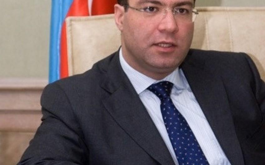 Şahmar Mövsümov Suveren Fondların Beynəlxalq Forumunun iclasında iştirak edib