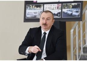 """İlham Əliyev: """"İndi baxın, Ermənistan nə gündədir"""