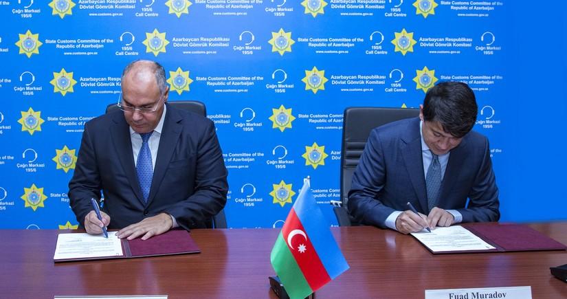 Dövlət Gömrük Komitəsi və Diaspor Komitəsi Anlaşma Memorandumu imzalayıb