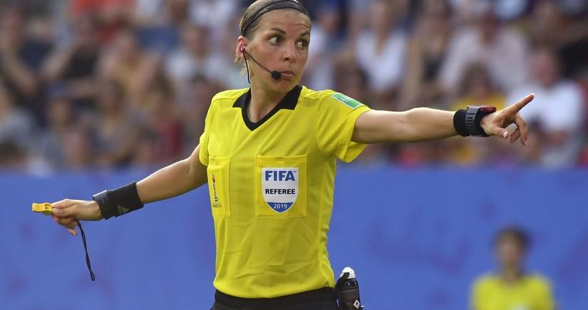 На матч Лиги чемпионов впервые назначили женщину в качестве рефери