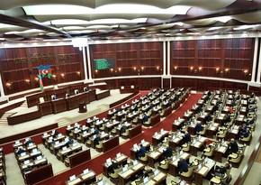 План законодательных работ весенней сессии Милли Меджлиса