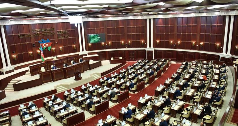 Milli Məclisin yaz sessiyasının qanunvericilik işlər planı məlum olub - EKSKLÜZİV
