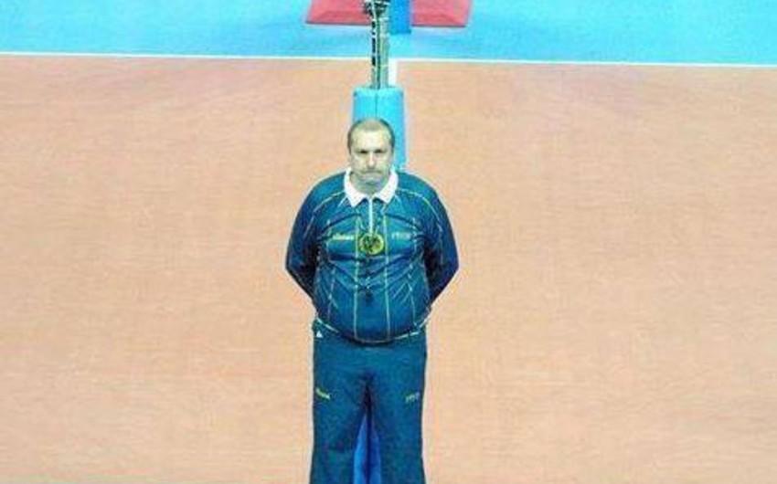 Azərbaycanın iki voleybol hakimi beynəlxalq təyinat alıb