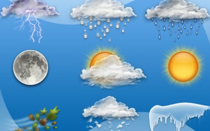 Weather forecast for February in Azerbaijan announced