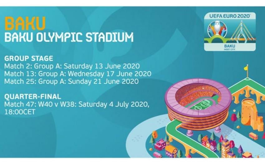 AVRO-2020: Bakıda keçiriləcək oyunların vaxtı açıqlanıb