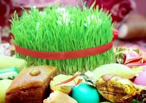 Завтра в Азербайджане первый вторник Новруза
