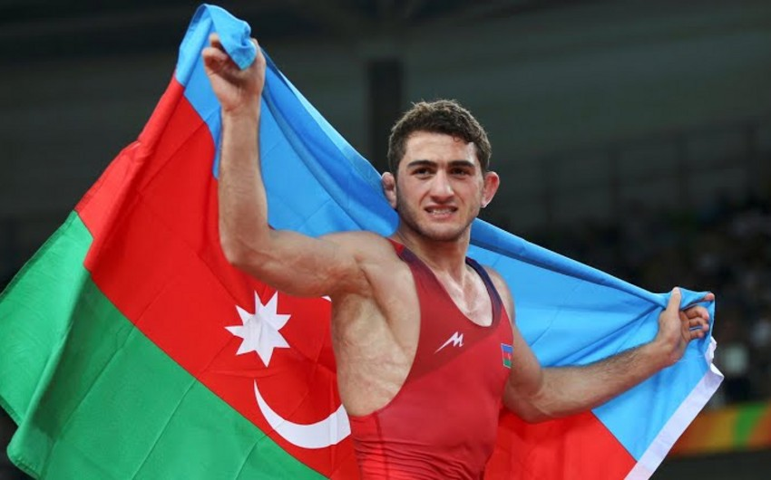 Hacı Əliyev: Olimpiya Oyunlarında güclü deyil, şanslı olan qalib gəlir