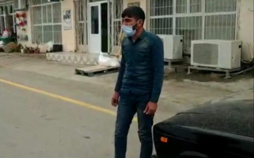 Hacıqabulda taksi fəaliyyəti ilə məşğul olan koronavirus xəstəsi müəyyən edilib