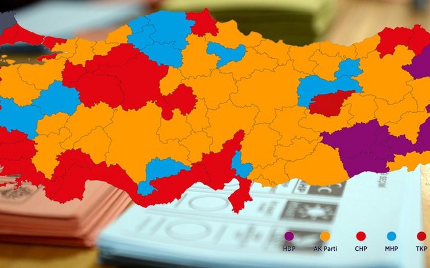 Türkiyədə hakim partiyanın zəfəri - müxalifət qalib görünür - ŞƏRH