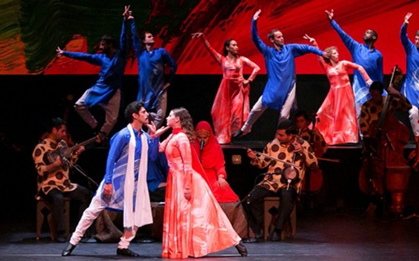 В Австралии состоится премьера балета Лейла и Меджнун