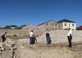 Bakıda tarixi abidənin ərazisinin zəbt olunmasının qarşısı alındı
