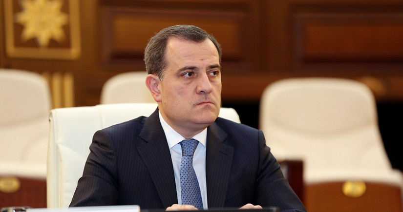 """Ceyhun Bayramov: """"Diplomatik nümayəndəliklərimizin işi təhlil olunur"""""""