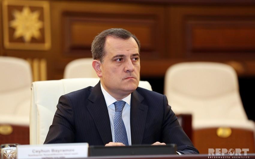 Jeyhun Bayramov: We analyze work of diplomatic missions abroad