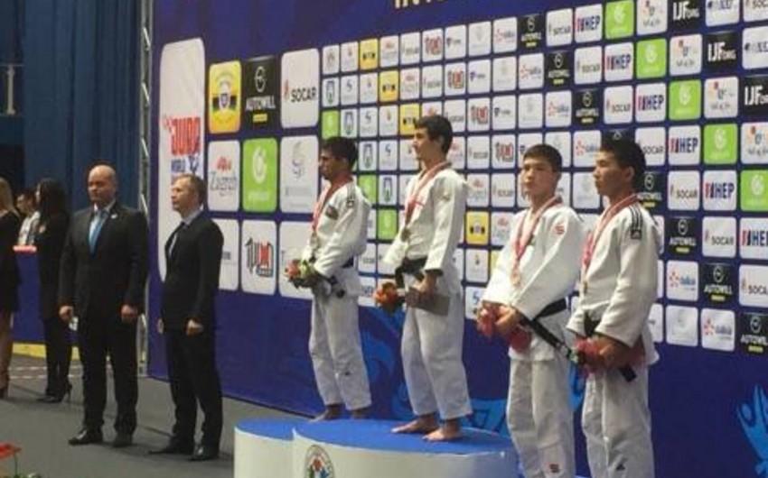 Azərbaycan cüdoçuları dünya birinciliyində 2 gümüş medal qazanıb