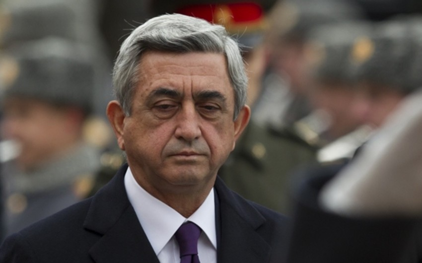 How Sargsyan wants to divert attention? - COMMENT