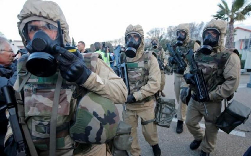 Во Франции прошли учения по предотвращению теракта при проведении Евро-2016