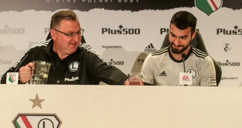 Poland: Mahir Emreli's club parts with head coach