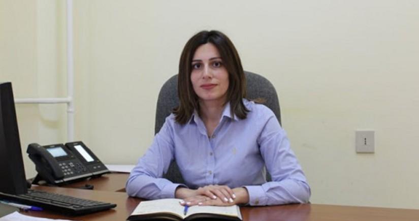 Ermənistanın yeni səhiyyə nazirinin kimliyi məlum olub