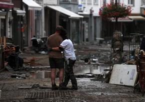 Пострадавшим от наводнения в ФРГ выплатили около €215 млн