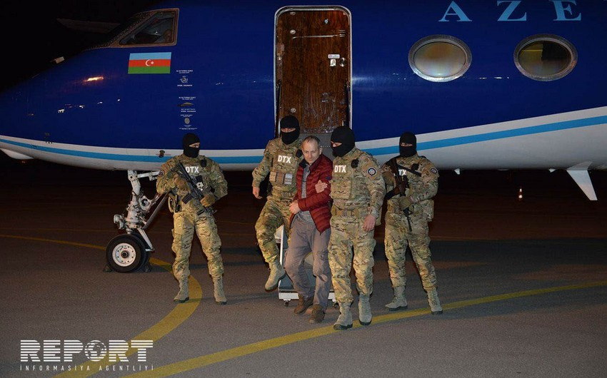 Extradition of Lapshin: Azerbaijan's victory over occupant and its sponsors - COMMENT