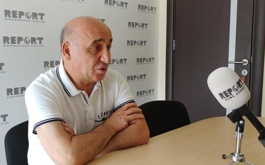 Şahin Diniyev: Portuqaliyaya qarşı başqa cür oynamaq mümkün deyildi